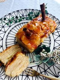 ブリュレ風ガトーインビジブル/カボチャカンパーニュ/レモン食パン - Lammin ateria