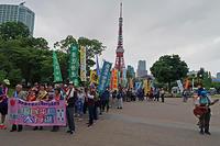 国民平和大行進(2) TOKYO RAINBOW PRIDE 2017 - ムキンポの exblog.jp