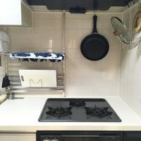 キッチンの水切りマットを手づくりした - くまの物量考察記録