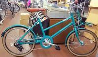 またまた試乗車 - 滝川自転車店