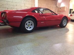 pavia のファイバーグラスの308GTB - weekly report - Ferrari