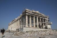 次代へ ~修復のパルテノン神殿~ - 鴉の独りごと