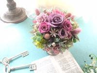 ベーシッククラス  二期生vol.1 - 花雑貨店 Breath Garden *kiko's  diary*