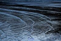 第731回  江奈湾にて - 湘南群青 -The sunset  blue -
