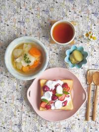 またまたスモアトースト - 陶器通販・益子焼 雑貨手作り陶器のサイトショップ 木のねのブログ