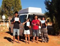 全長5000Km!西オーストラリア縦断ロードトリップ~DAY4:エクスマウス→トム・プライス~ - 南米・中東・ちょこっとヨーロッパのアイスクリーム旅