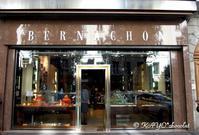 2016パリ旅行記21-2 :「念願のショコラのお店&だまし絵散策(10/20-その2)」 - わたしの足跡