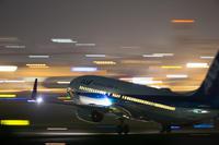 夜の伊丹空港3! - ONE WAY