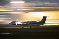 夜の伊丹空港4! - ONE WAY