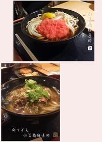 東京麺通団(水道橋)うどん - 小料理屋 花