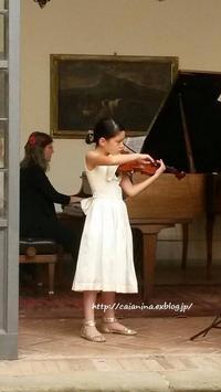 イタリア 音楽学校の一年間 - 日本、フィレンツェ生活日記
