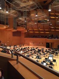 Gasteigでコンサートを聴く - 雑雑日記(a)