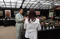 NHK様が取材に来られました!ヽ(^o^)丿 - 手柄山温室植物園ブログ 『山の上から花だより』