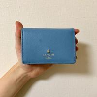ミニマルなお財布を新調 - くまの物量考察記録