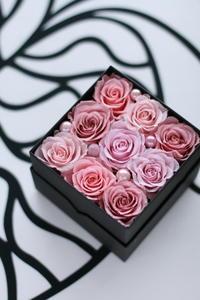 ゴージャス☆バラのボックスアレンジ* - Flower letters