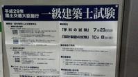 特定第一種圧力容器取扱作業主任者の免許申請ととある資格の前準備に行ってきた。 - Non-Standardized article