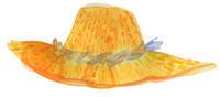 麦わら帽子 - ことりごと2