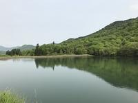 新緑ドライブ・山奥の温泉 - ドイツ語のある暮らし