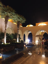 2度目のUAE旅行Vol.2 -Jumeirah Zabeel Saray(1)- - hare★log