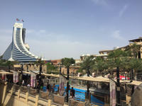 2度目のUAE旅行Vol.6 -Wild Wadi- - hare★log