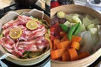 セイロいろいろレシピ、ダイエットに。 - Kitchen Paradise Aya's Diary