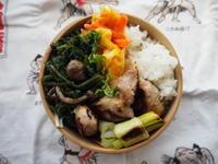 5/11(木)塩麹鶏とねぎ焼き弁当 - ぬま食堂