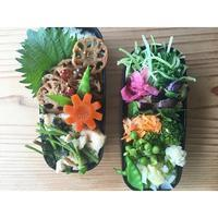 鶏胸肉とセリの中華炒めBENTO - Feeling Cuisine.com