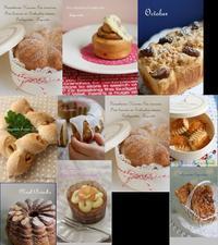 かわいいガーリーな自家製酵母パン - 自家製天然酵母パン教室Espoir3n(エスポワールサンエヌ)料理教室 お菓子教室 さいたま