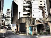 【東京の不思議】六本木のバラック「支那そば・大八」 - Doors , In & Out !    SAMのキャンプブログ