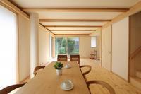 木造ドミノ住宅の完成見学会を開催します - OMソーラーの家「Aiba Style」