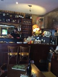 トラステヴェレでアペリティーボ@Vin Allegro Wine Bar - ロビンと一緒にお茶しましょ♪