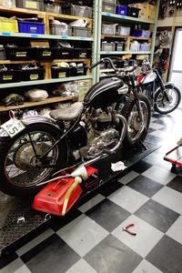 1967TRIUMPH TR6 エンジン分解・計測作業 - Vintage motorcycle study