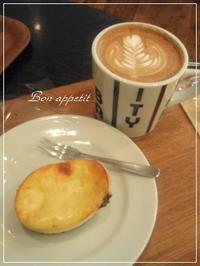 THE CITY BAKERYでお茶 @大阪/梅田 - Bon appetit!
