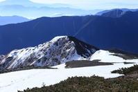 GW後半は偵察登山のために南アルプス南部へ 3日目後半 170503-05 - 週末は山にいます