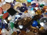 アンティーク 指輪やペンダントから外された宝石 ルース - アンティーク(骨董) テンナイン