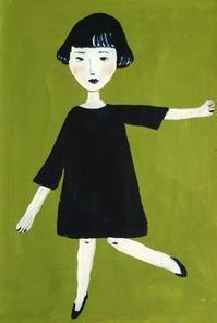 わたしのいえ Carson Ellis - たなかきょおこ-旅する絵描きの絵日記/Kyoko Tanaka Illustrated Diary