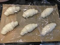 久しぶりの塩パン - カフェ気分なパン教室  ローズのマリ
