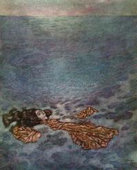 エドマンド・デュラック画:人魚姫⑤ - Books