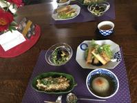 5月の料理教室と寸翁祭 - 料理画報