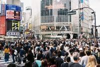 渋谷スクランブル - ティダぬファの雑記帳