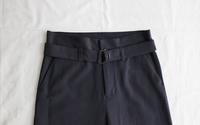 PULETTE Wide-Leg Pants - レディス・カジュアル COSMIC alfes