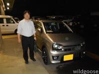 祝★納車 新車 アルトワークス 4WD(´∀`艸)♡ - ★豊田市の車屋さん★ワイルドグース日記