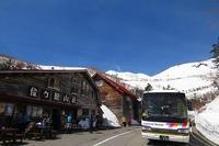 乗鞍岳の雪の壁を偵察してきました~。 - 乗鞍高原カフェ&バー スプリングバンクの日記②