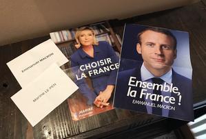 フランスの投票用紙 - 京都フランス語教室「游藝舎」便り L' Ecume des jours