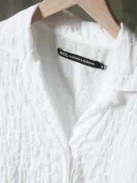 NICO. オープンカラーシャツ - 【Tapir Diary】神戸のセレクトショップ『タピア』のブログです