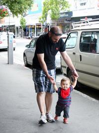 バイリンガルへの道 3 - 息子とカメラとどこ行こう!
