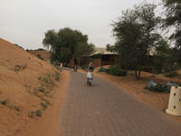 2度目のUAE旅行Vol.9 -Al Wadi Resort(3)- - hare★log