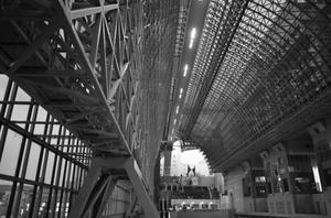 京都駅ビル20周年 - プリごろ太日記
