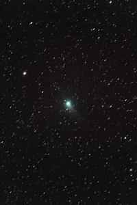 ジョンソン彗星(C/2015 V2) - 星も車もやっぱりスバルっ!!