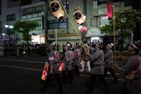 府中くらやみ祭り(4) - M8とR-D1写真日記